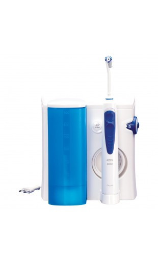 Irrigador dental Oral B Oxyjet